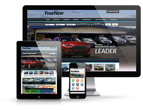 Dealer Websites
